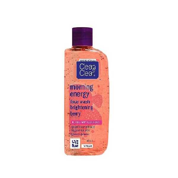 Clean & Clear Morning Energy Face Wash